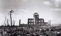 atomic bomb aftermath