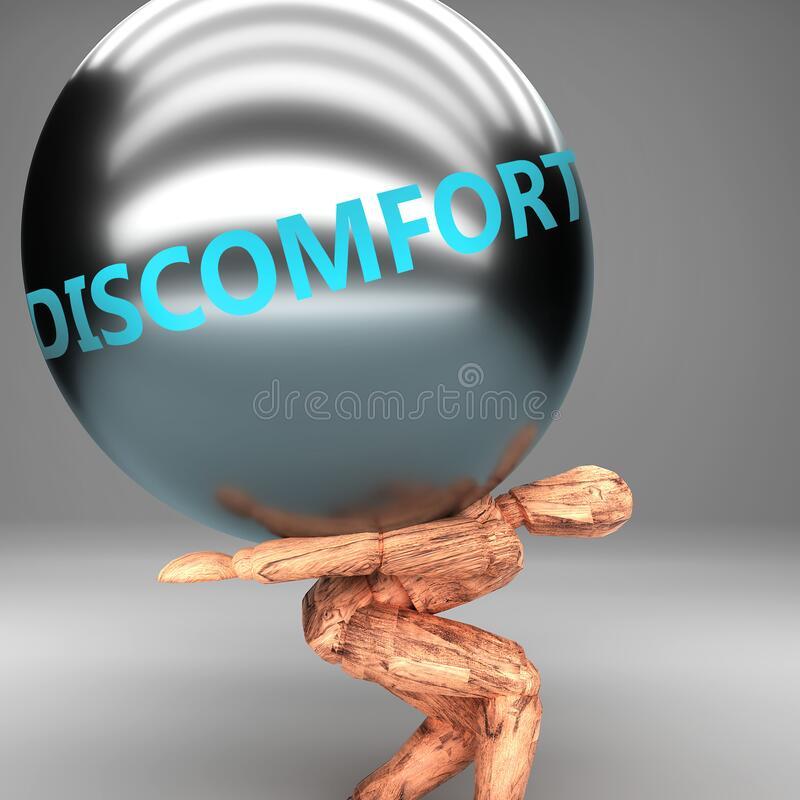 discomfort-as-burden-weightt-steel-ball