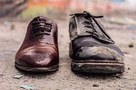 poor & rich -shoes